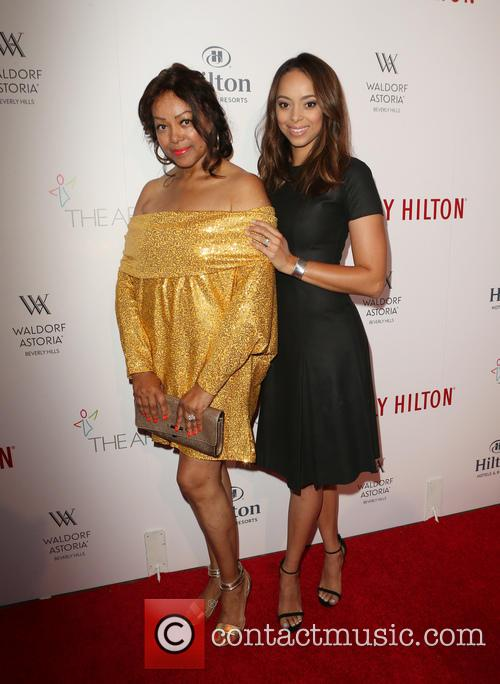Amber Stevens and Beverly Cunningham 2