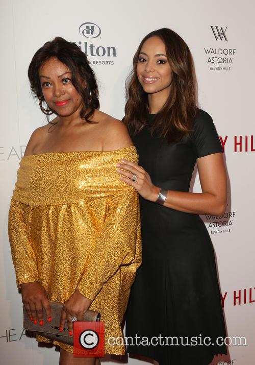 Amber Stevens and Beverly Cunningham 3