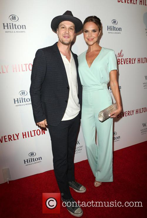 Gavin Degraw and Arielle Kebbel 2