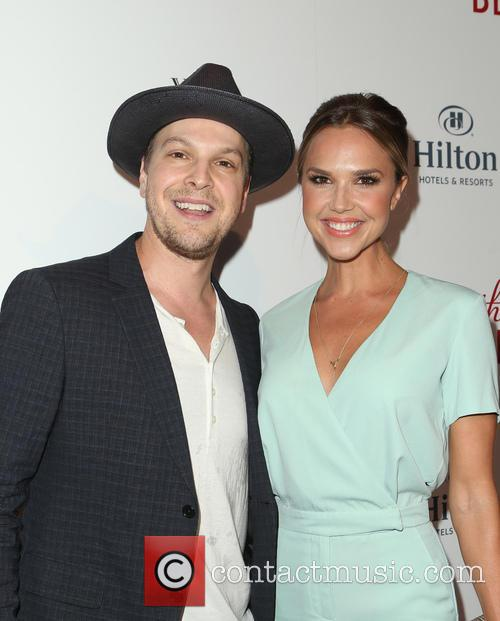 Gavin Degraw and Arielle Kebbel 4
