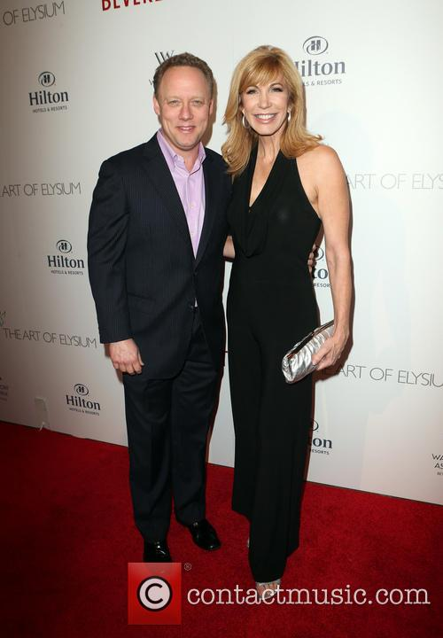Leeza Gibbons and Steven Fenton 2