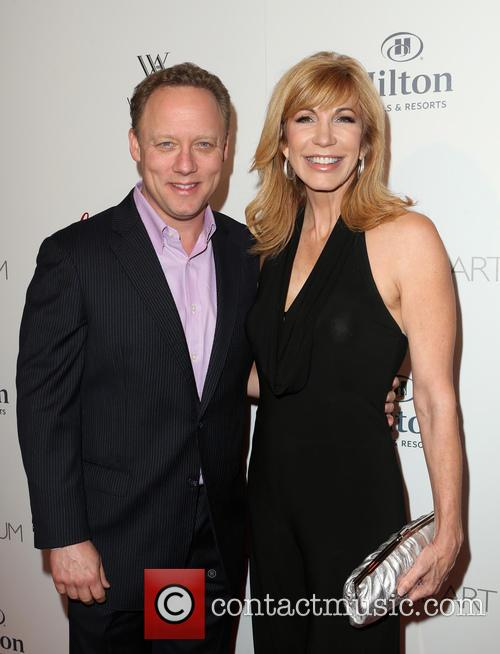 Leeza Gibbons and Steven Fenton 3