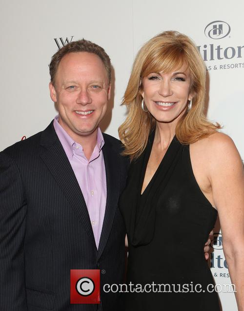Leeza Gibbons and Steven Fenton 4