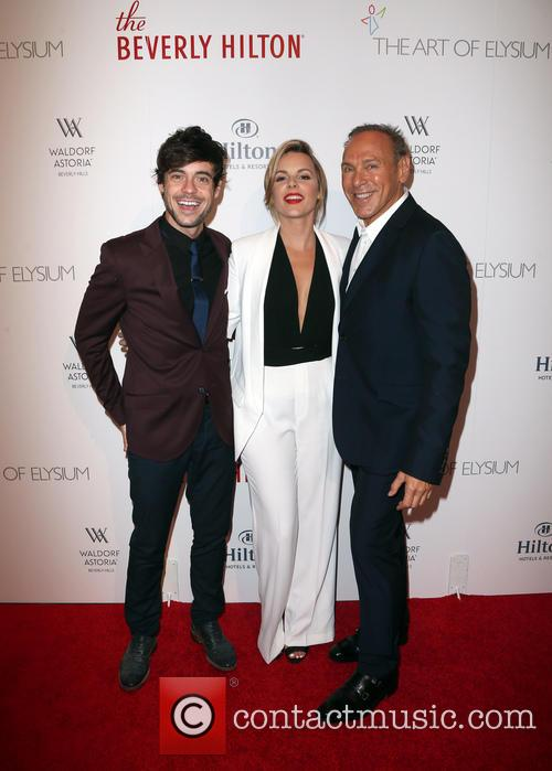 Kevin Manno, Ali Fedotowsky and Neil Lane 2