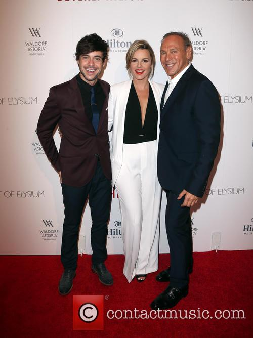 Kevin Manno, Ali Fedotowsky and Neil Lane 3