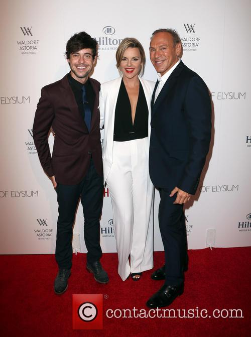 Kevin Manno, Ali Fedotowsky and Neil Lane 4