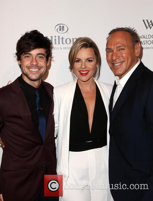 Kevin Manno, Ali Fedotowsky and Neil Lane 5