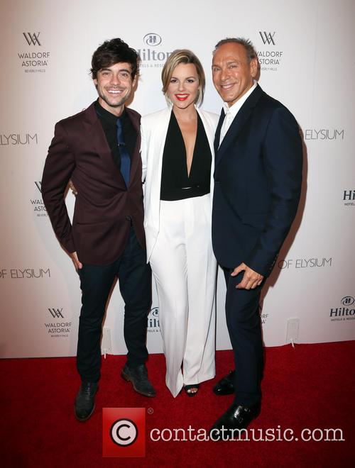 Kevin Manno, Ali Fedotowsky and Neil Lane 6