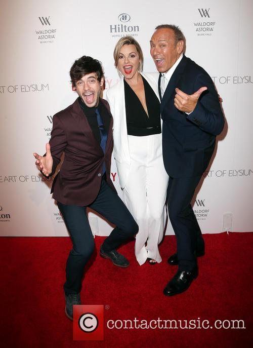 Kevin Manno, Ali Fedotowsky and Neil Lane 8