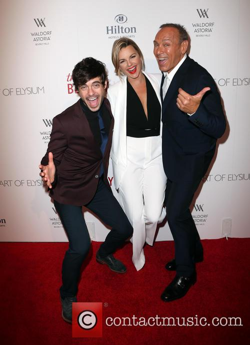 Kevin Manno, Ali Fedotowsky and Neil Lane 1