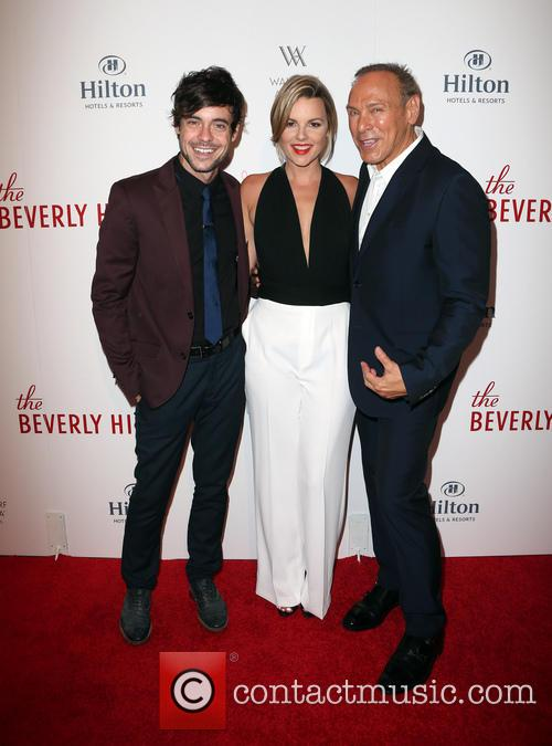 Kevin Manno, Ali Fedotowsky and Neil Lane 9