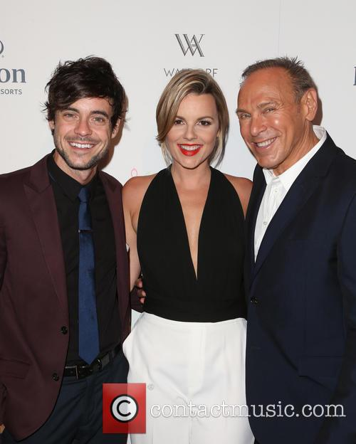 Kevin Manno, Ali Fedotowsky and Neil Lane 10