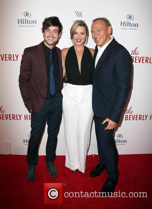 Kevin Manno, Ali Fedotowsky and Neil Lane 11