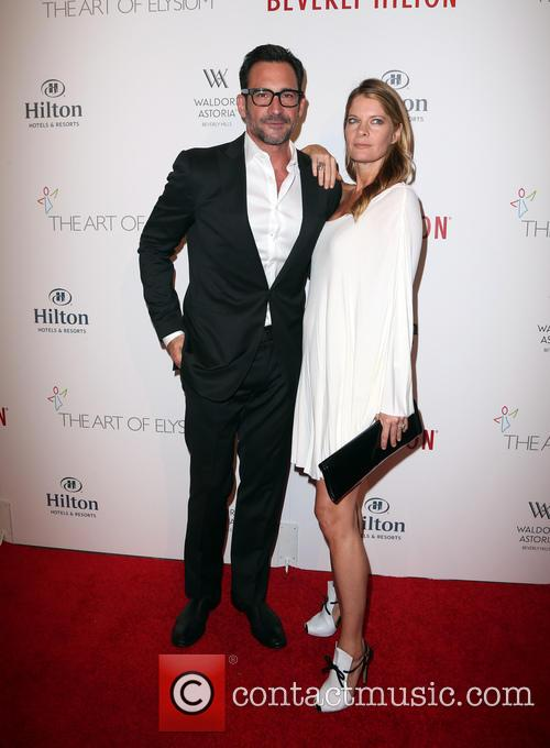 Lawrence Zarian and Michelle Stafford 2