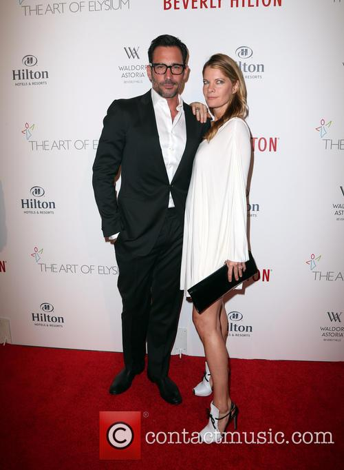 Lawrence Zarian and Michelle Stafford 4