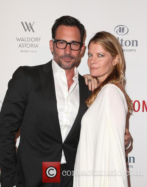 Lawrence Zarian and Michelle Stafford 1