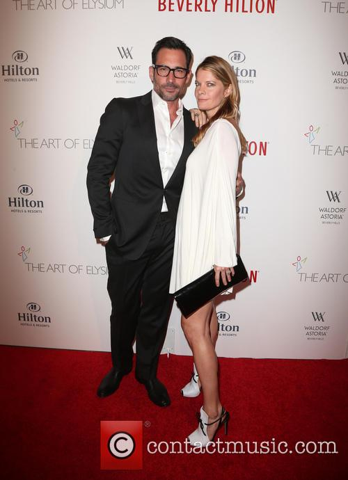 Lawrence Zarian and Michelle Stafford 7