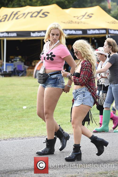 V Festival, Birthday Party and Atmosphere 4