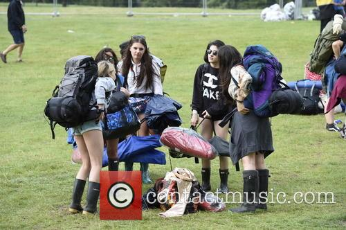 V Festival, Birthday Party and Atmosphere 8
