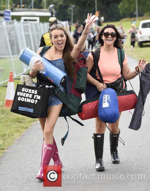 V Festival, Birthday Party and Atmosphere 1
