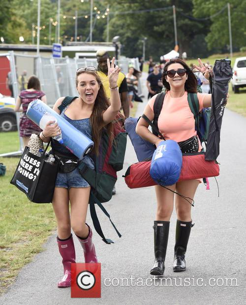 V Festival, Birthday Party and Atmosphere 9