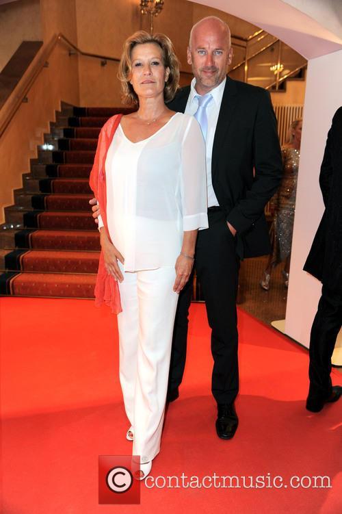Suzanne Von Borsody and Jens Schniedenharn 2