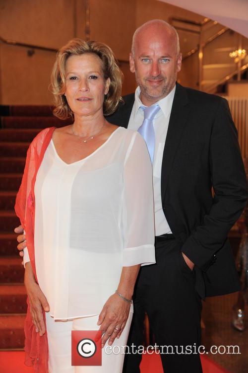 Suzanne Von Borsody and Jens Schniedenharn 1