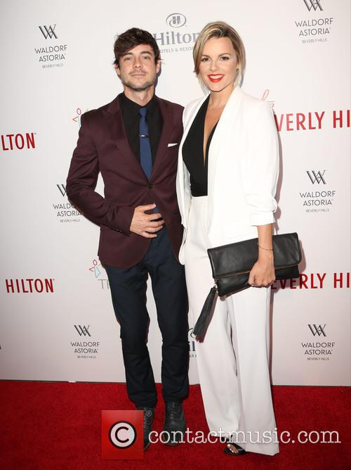 Kevin Manno and Ali Fedotowsky 3