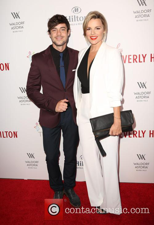 Kevin Manno and Ali Fedotowsky 1