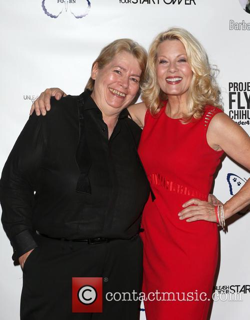 Shirley Page and Barbara Niven 2