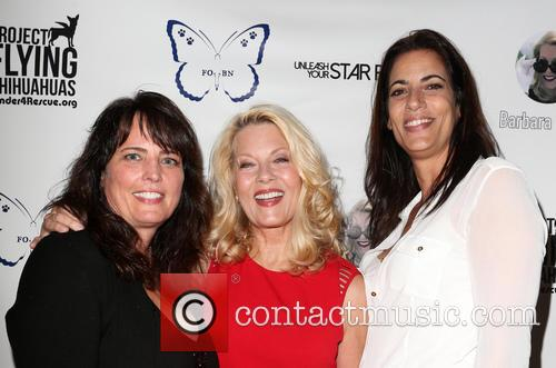 Jane Clark, Barbara Niven and Cathy Debuono 1