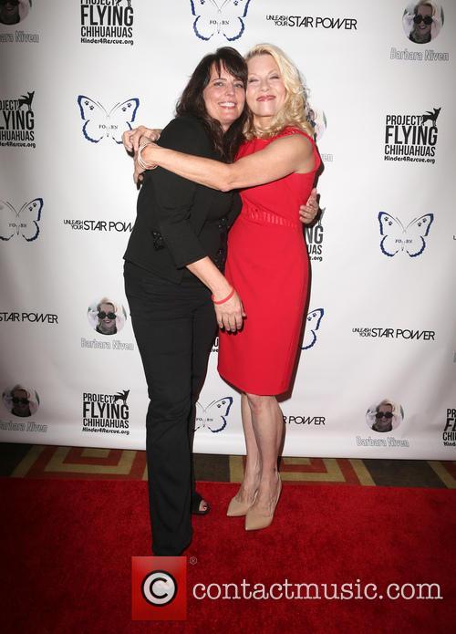 Jane Clark and Barbara Niven 1