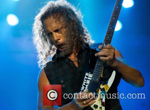 Metallica and Kirk Hammett 3