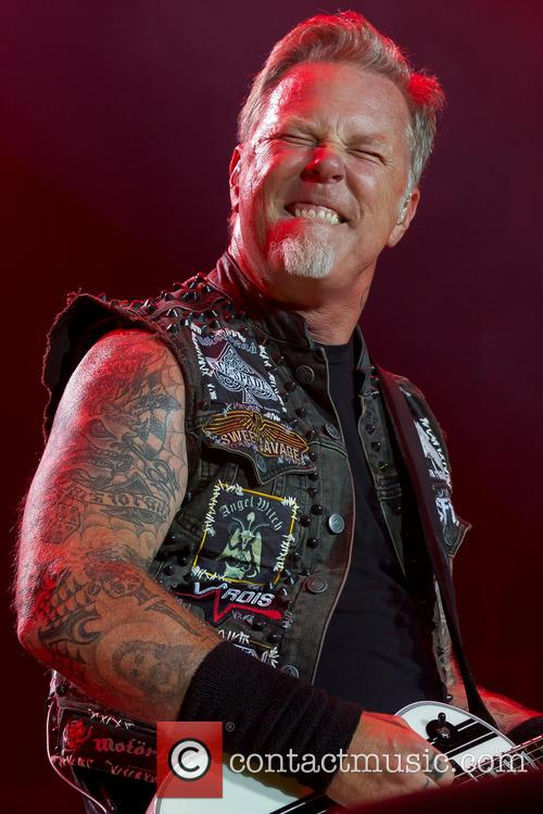 Metallica and James Hetfield 1