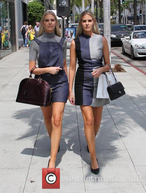 Monica Berg and Camilla Berg 2