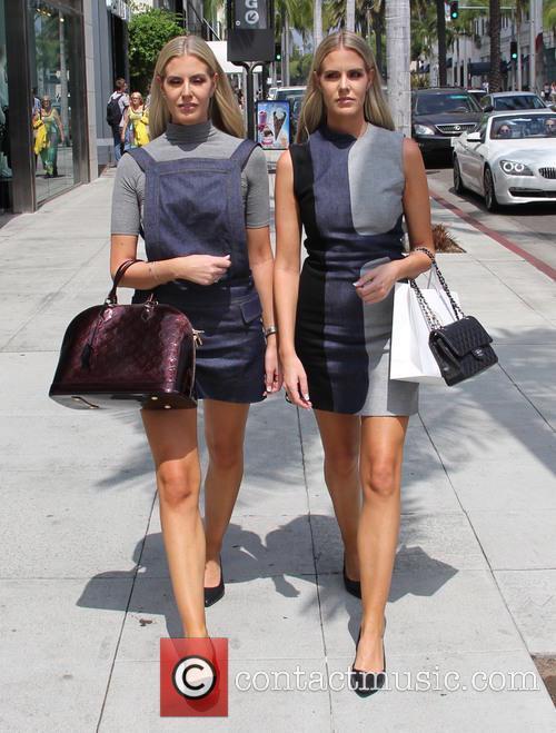 Monica Berg and Camilla Berg 4