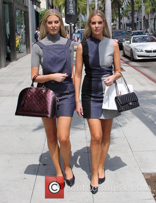 Monica Berg and Camilla Berg 6