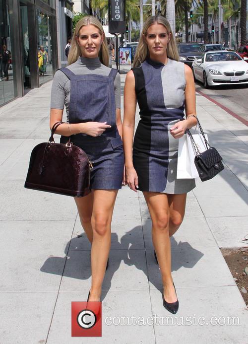 Monica Berg and Camilla Berg 7