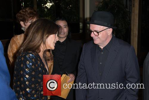 Marianne Williamson and Nathan Lane 2