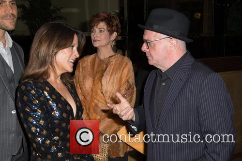 Marianne Williamson and Nathan Lane 1
