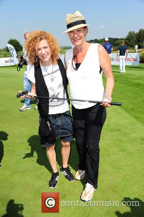 Lucy Diakovska and Suzanne Von Borsody 1