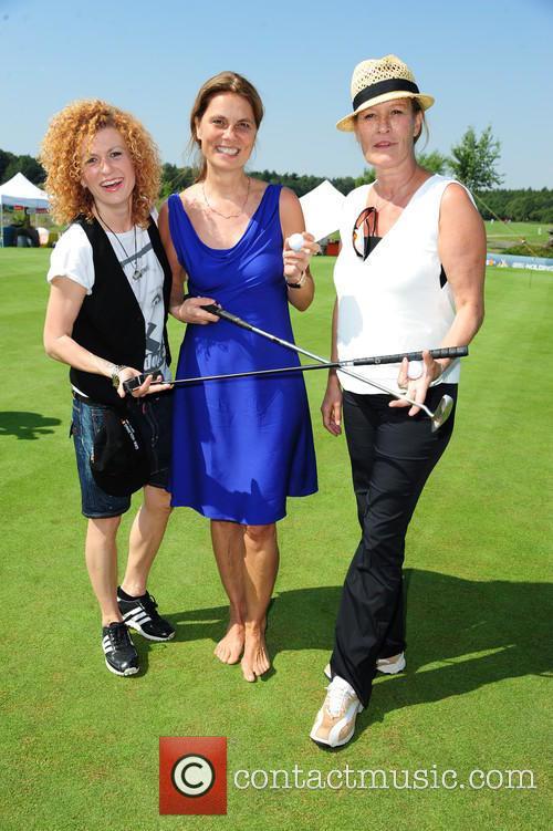 Lucy Diakovska, Sarah Wiener and Suzanne Von Borsody 2