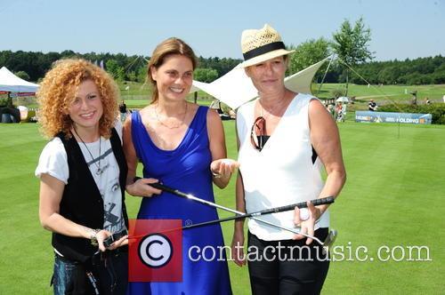 Lucy Diakovska, Sarah Wiener and Suzanne Von Borsody 3