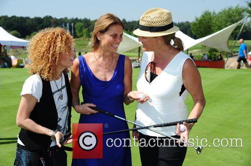 Lucy Diakovska, Sarah Wiener and Suzanne Von Borsody 1
