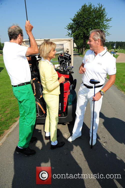 Dieter Hermann, Uschi Glas and Steffen Goepel 2