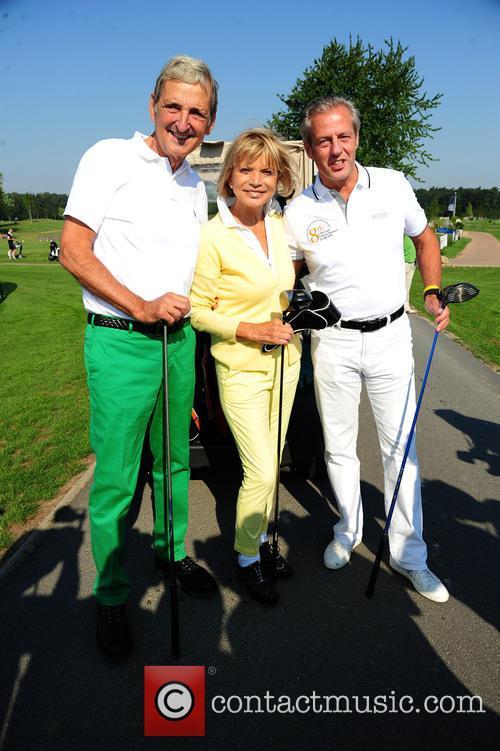 Dieter Hermann, Uschi Glas and Steffen Goepel 1