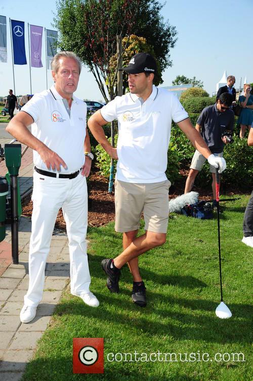 Steffen Goepel and Michael Ballack 2