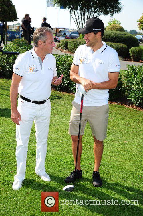 Steffen Goepel and Michael Ballack 5