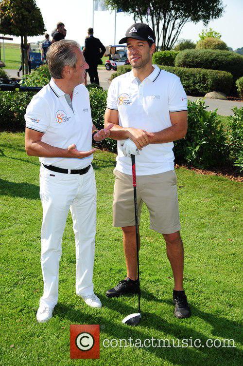 Steffen Goepel and Michael Ballack 1