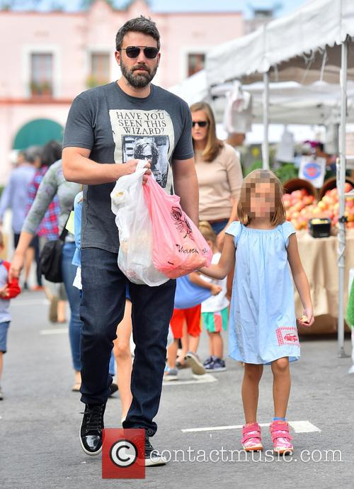 Ben Affleck and Seraphina Affleck 5